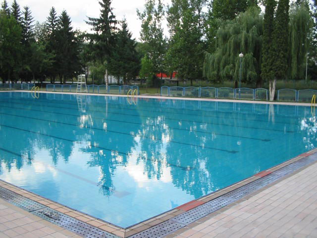 Volleytrend Camp Swimming Pool