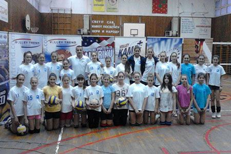 volley trend in Jagodina
